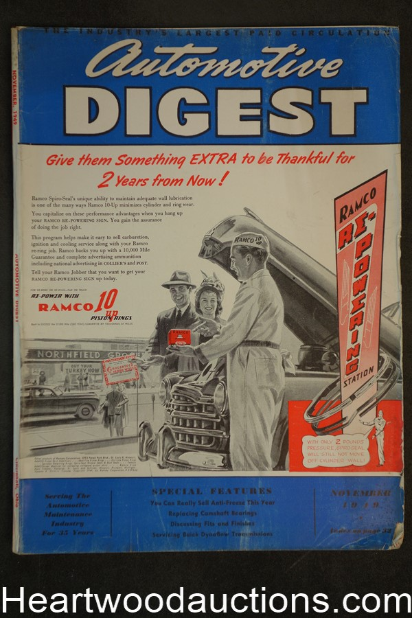 Automotive Digest Nov 1949