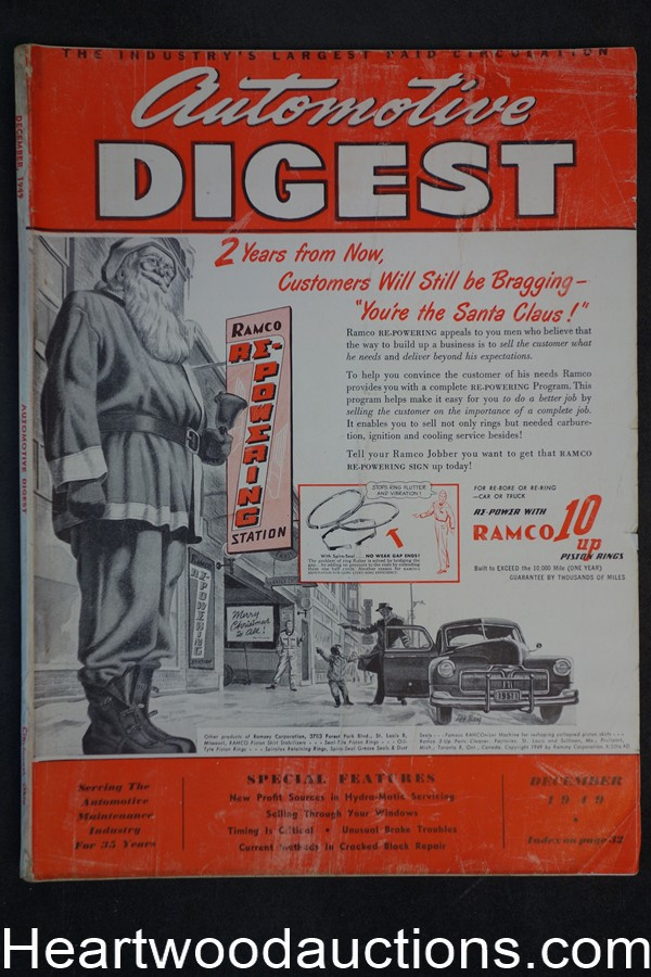 Automotive Digest Dec 1949