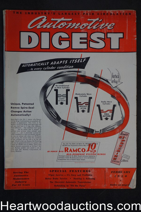 Automotive Digest Feb 1950