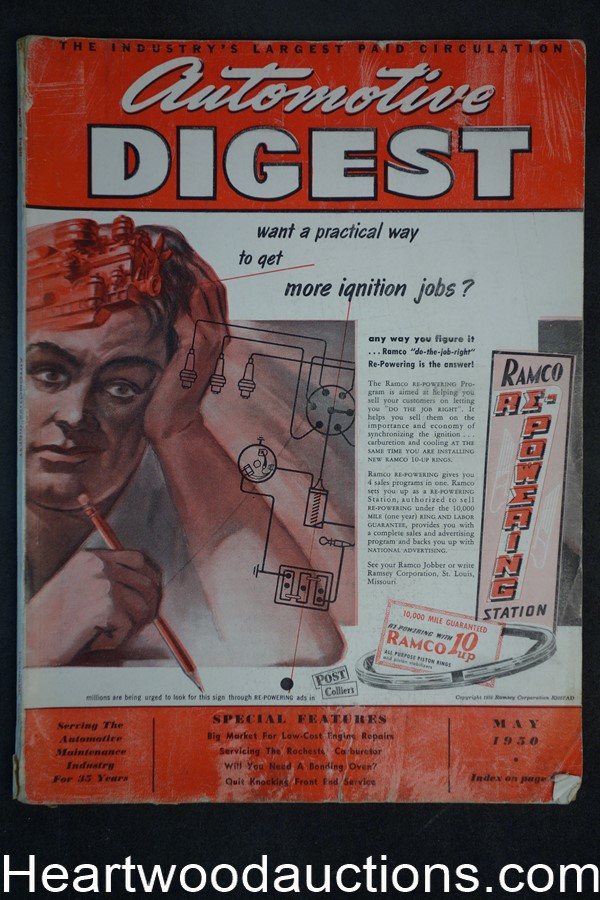 Automotive Digest May 1950