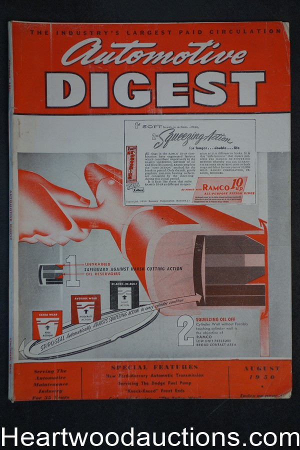 Automotive Digest Aug 1950