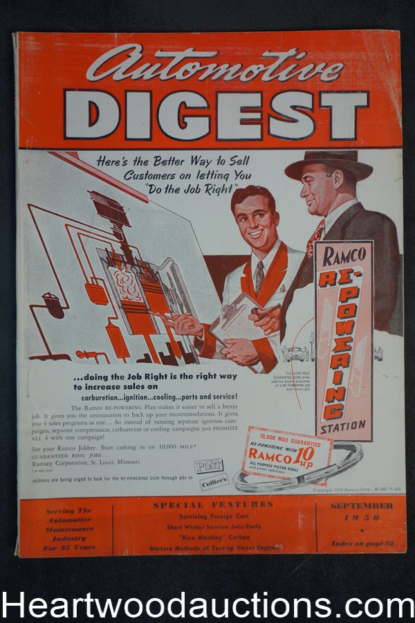 Automotive Digest Sep 1950