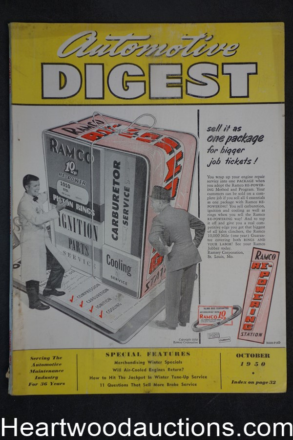 Automotive Digest Oct 1950