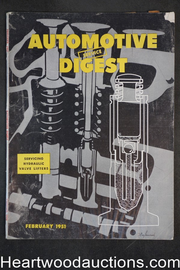 Automotive Digest Feb 1951