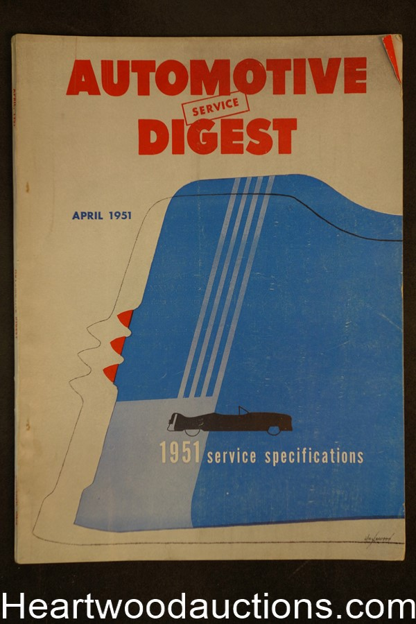 Automotive Digest Apr 1951