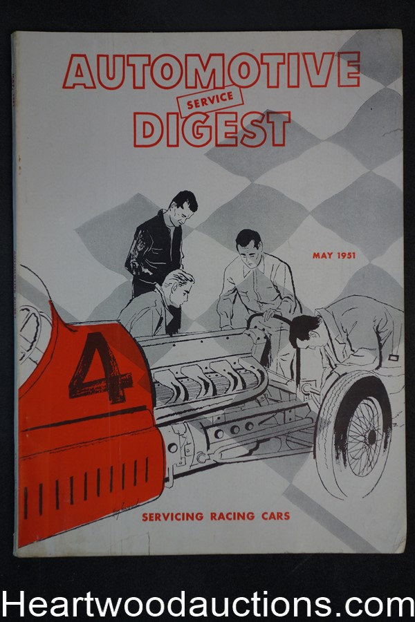 Automotive Digest May 1951