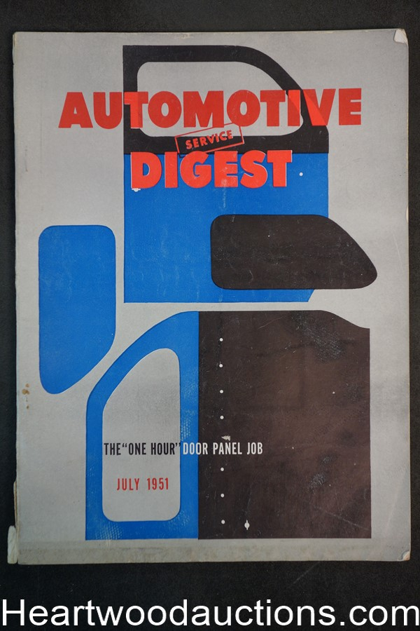 Automotive Digest Jul 1951