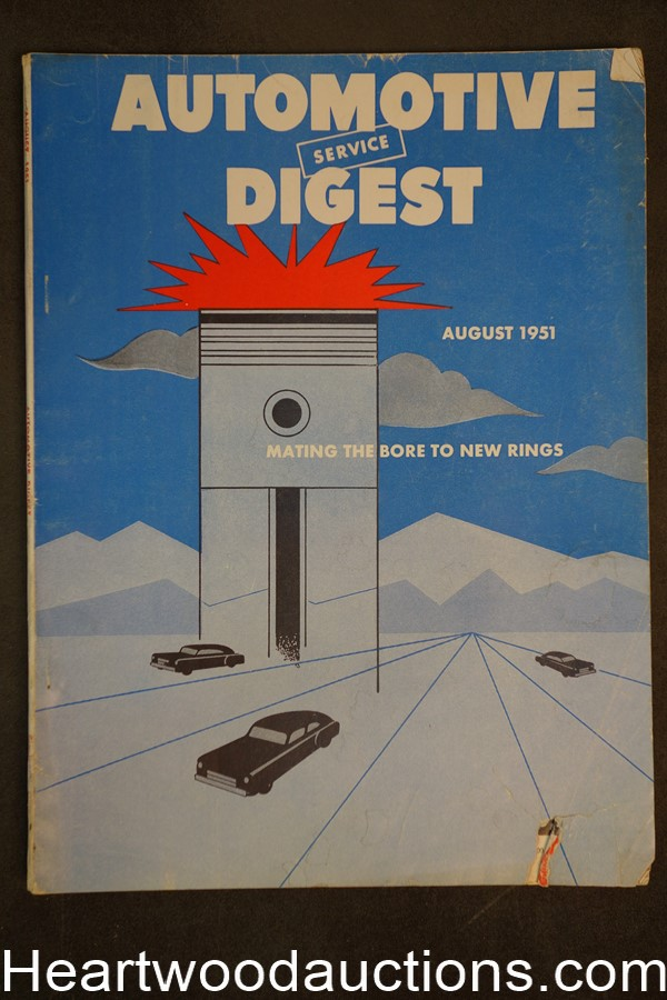 Automotive Digest Aug 1951