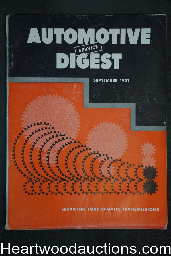 Automotive Digest Sep 1951
