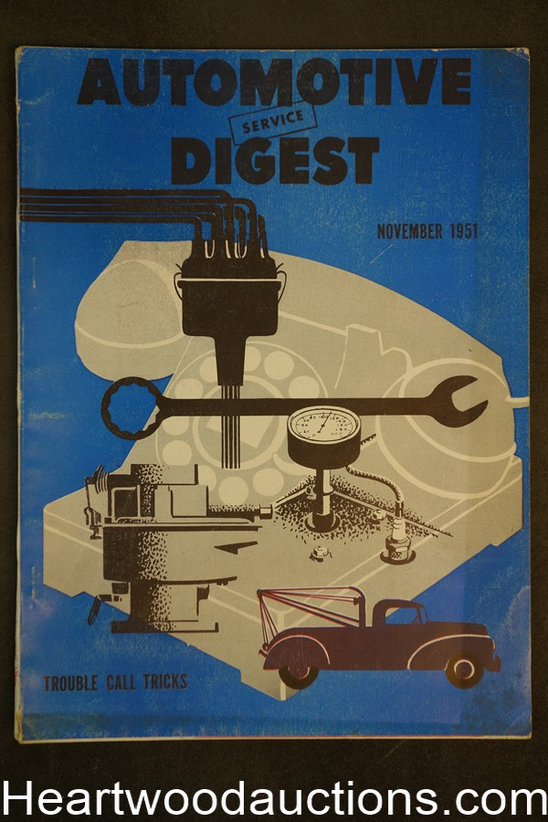 Automotive Digest Nov 1951