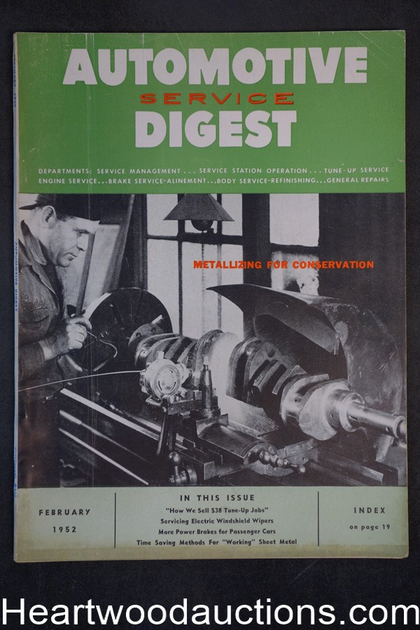 Automotive Digest Feb 1952