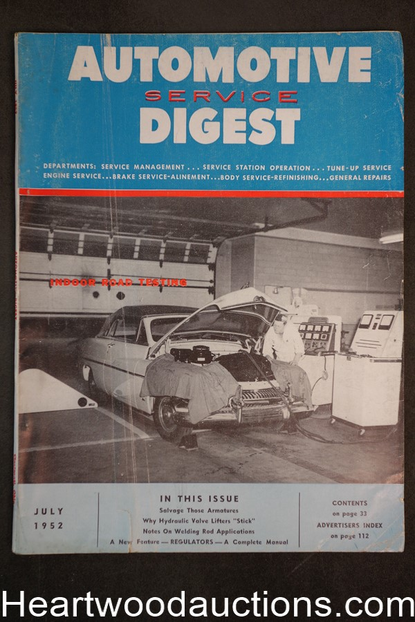 Automotive Digest Jul 1952