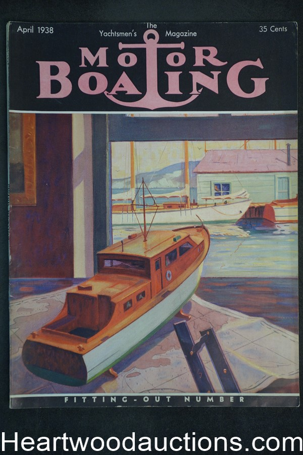 Motorboating Apr 1938 - High Grade