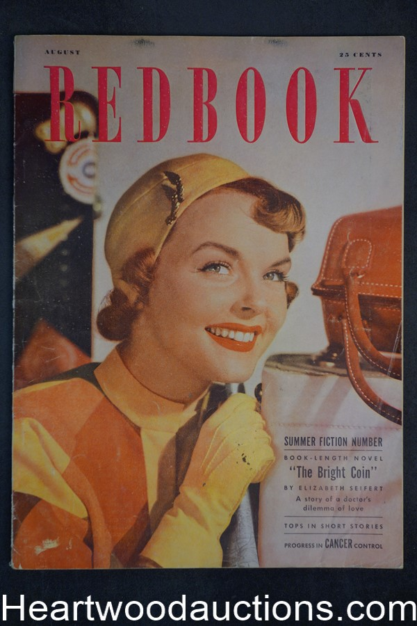 Redbook Aug 1949 Williams Forrest, Robert Carse