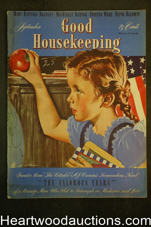Good Housekeeping Sep 1940