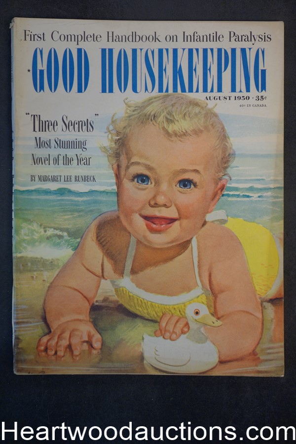 Good Housekeeping Aug 1950
