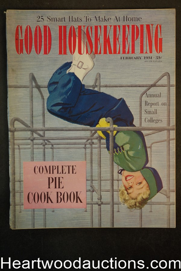 Good Housekeeping Feb 1951