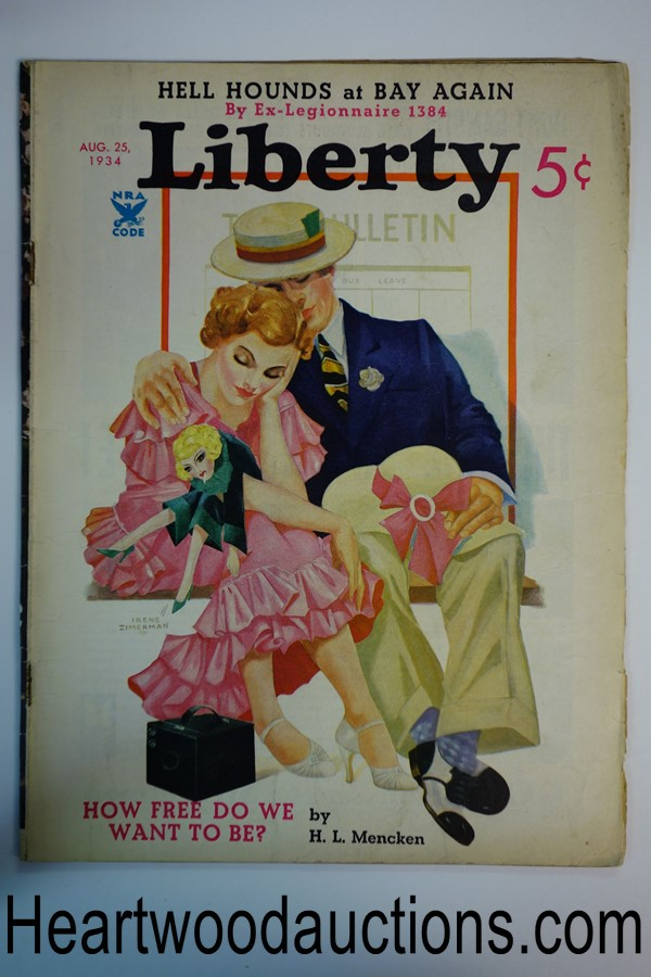 Liberty Aug 25, 1934 Erle Stanley Gardner The Case of the Curious Bride Part VIII