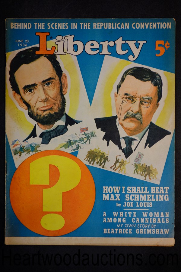 Liberty Jun 1936 Carl Pfeufer cover, Philip Wylie