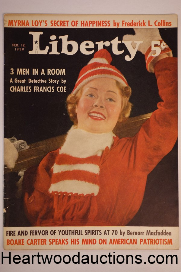 Liberty Feb 12, 1938 Katherine Haviland-Taylor story