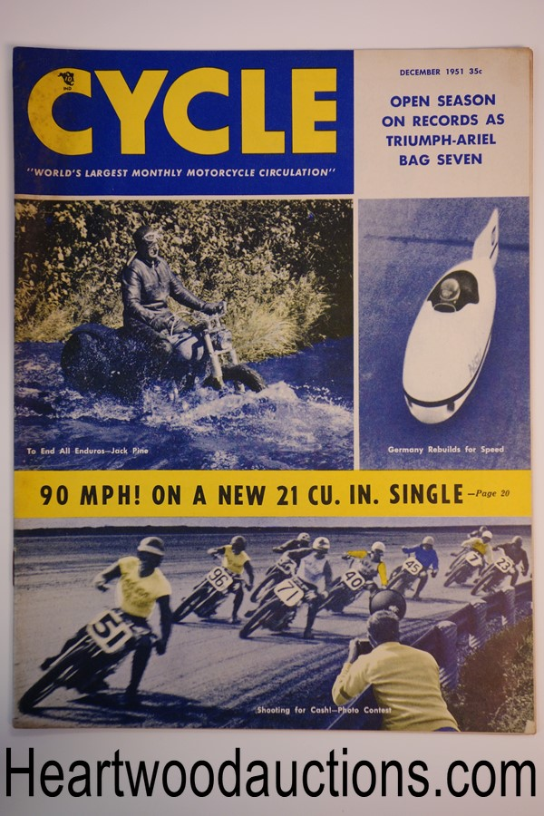 Cycle Dec 1951