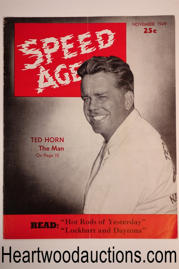 Speed Age Nov 1949