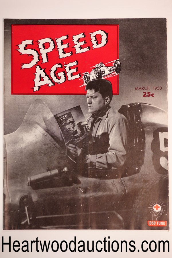 Speed Age Mar 1950