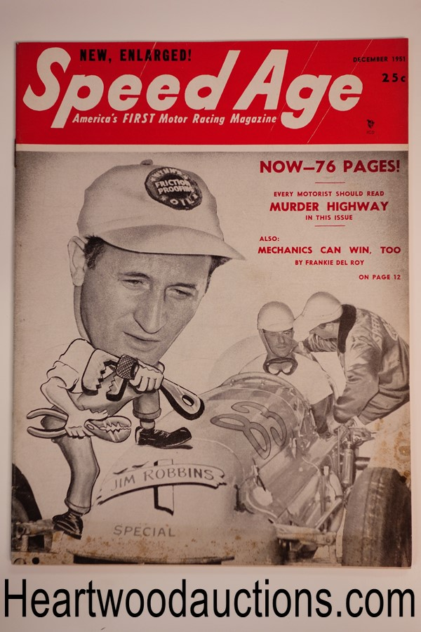 Speed Age Dec 1951