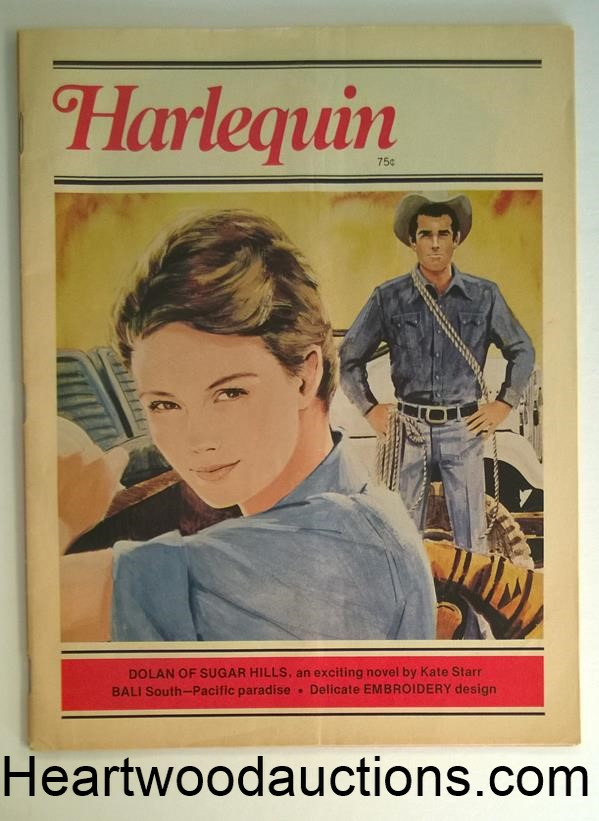 harlequin enterprises What happened to the harlequin romance  harlequin books limited—now harlequin enterprises—was founded in 1949 in canada as a small printer, packager, and distributor of books in the.