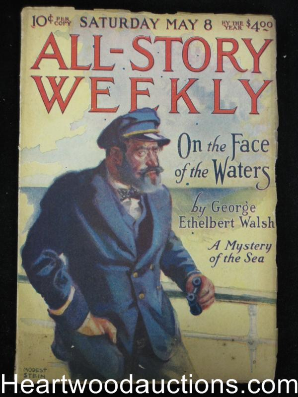 All Story Weekly May 8 1920 Footner, Brand
