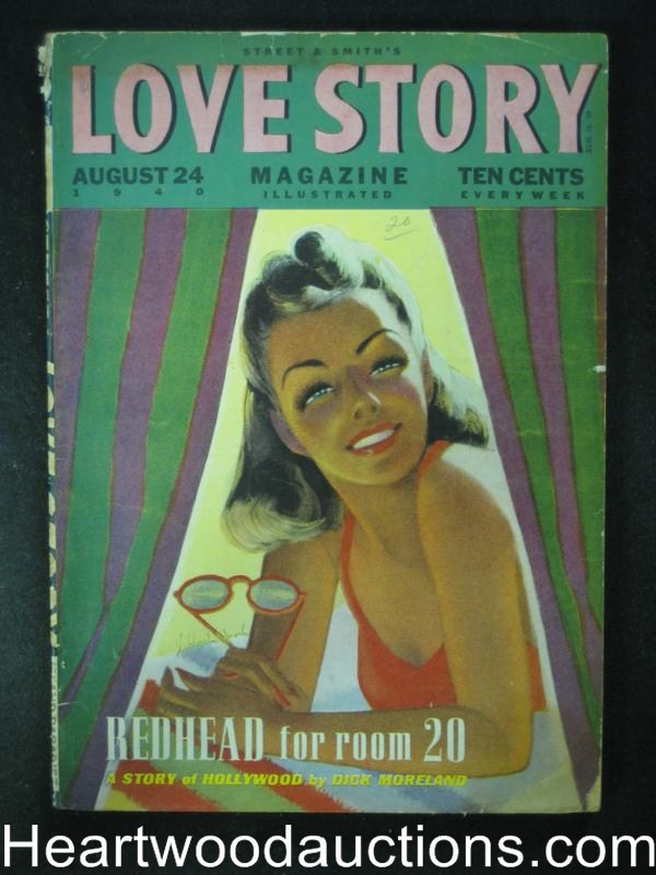 Love Story Aug 24 1940