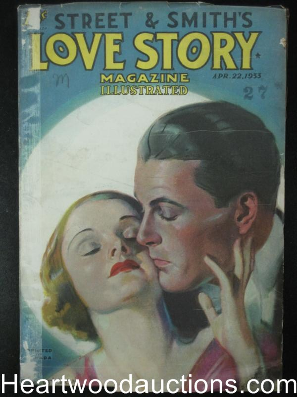 Love Story Apr 22 1933 Peggy Gaddis
