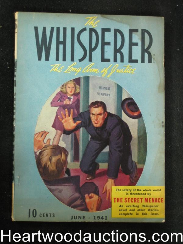 The Whisperer Jun 1941