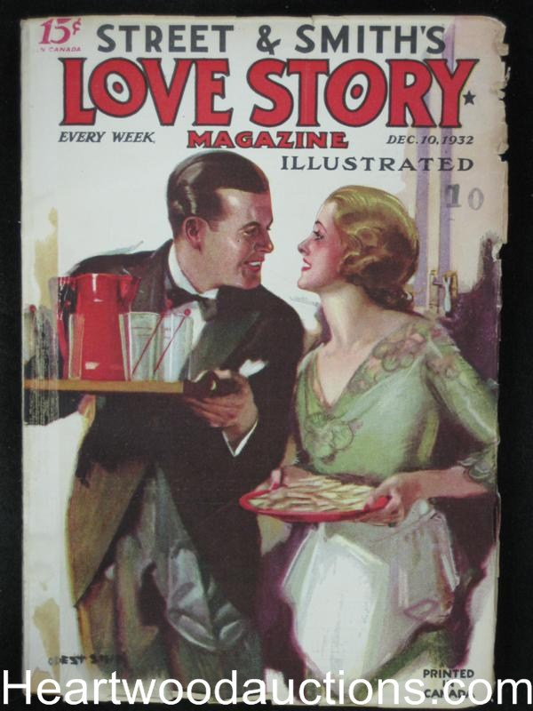Love Story Dec 10 1932 J.U. Giesy