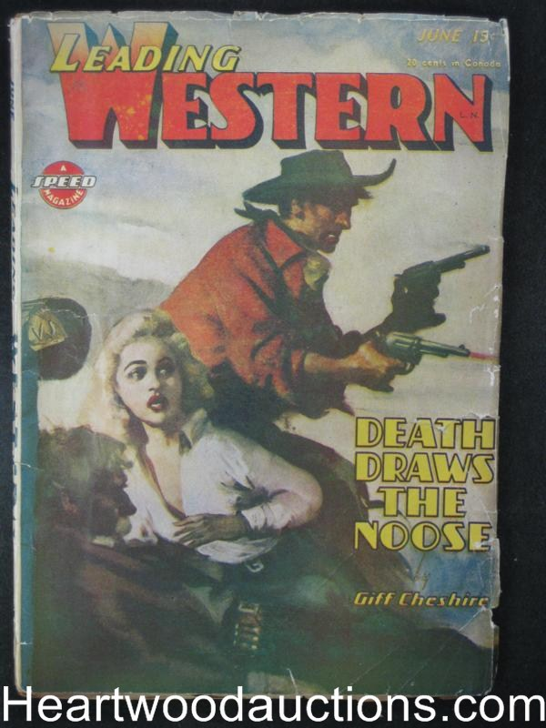 Leading Western Jun 1946  GGA Cvr Trojan (Spicy)