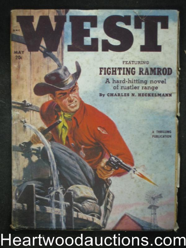 West May  1951  Fighting Ramrod