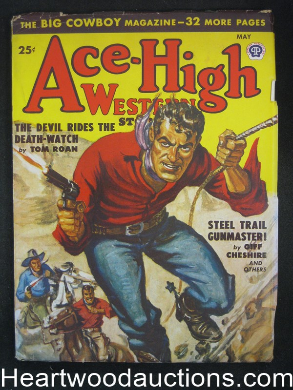 Ace-High Western May 1949 - High Grade