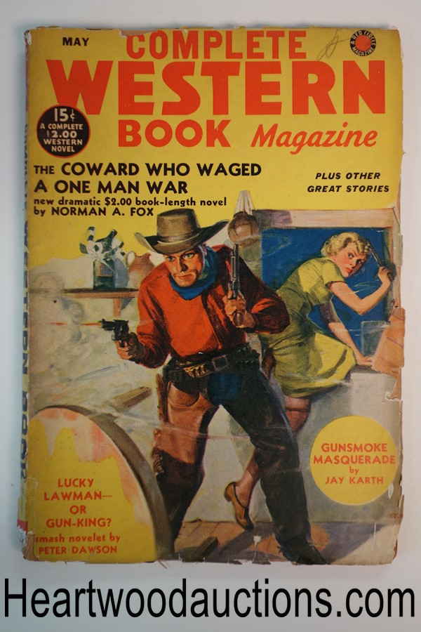 Complete Western Book May 1941