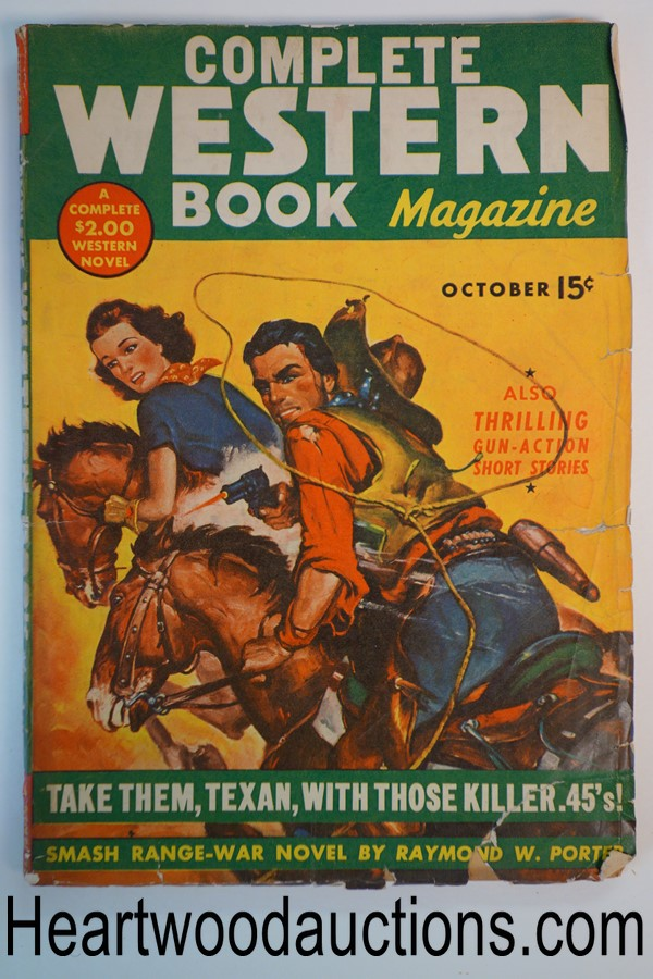 Complete Western Book Oct 1942