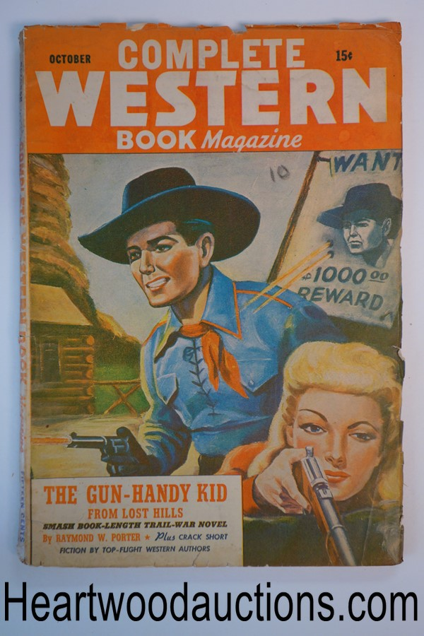 Complete Western Book Oct 1944 GGA Cover