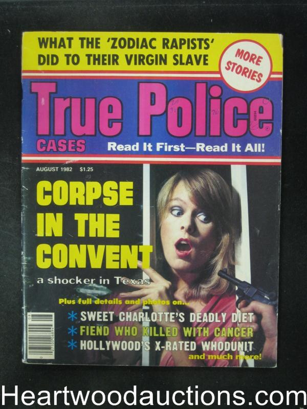 True Police Aug 1982 Corpse in the Convent