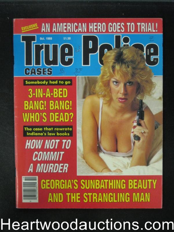 True Police Oct 1988 Bad Girl Cover