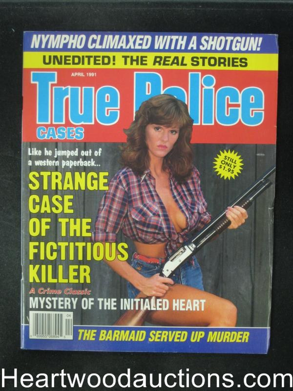 True Police Apr 1991 Bad Girl Cover