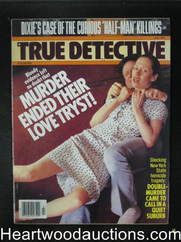 True Detective Jul 1978 Marijuana Caper- High Grade