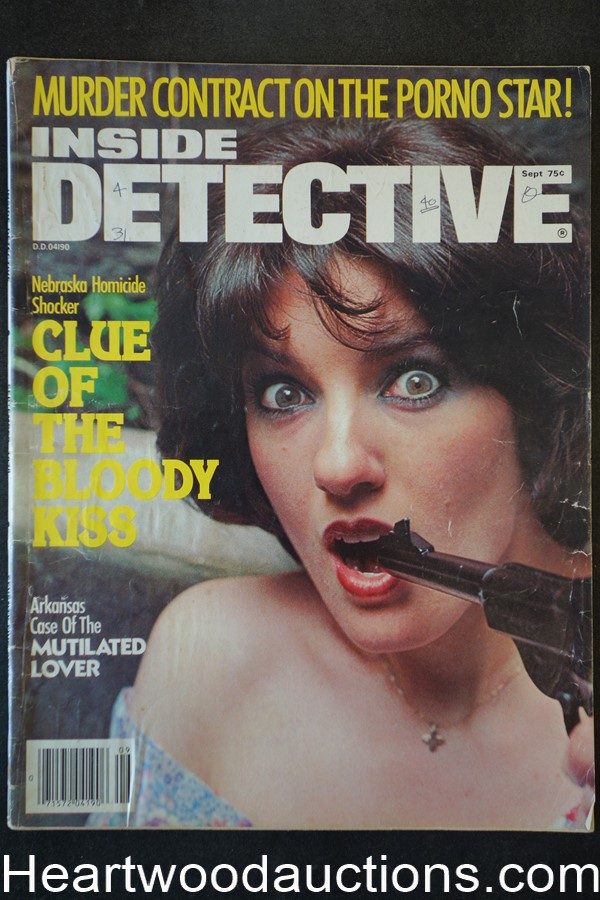 Inside Detective Sep 1978 Assault Cover