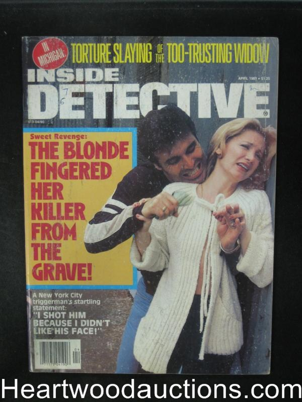Inside Detective Apr 1983 Assault Cover