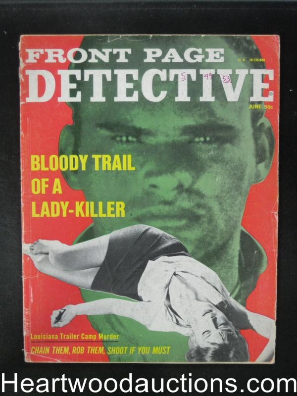 Front Page Detective Jun 1969