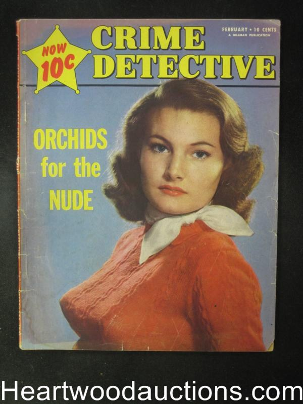 Crime Detective Feb 1951  Death on the Midway