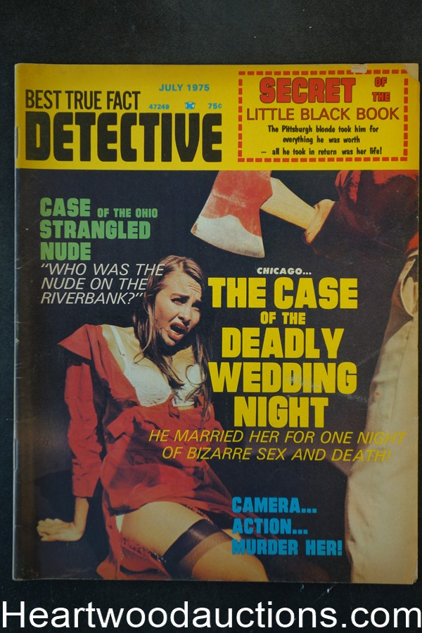 Best True Fact Detective Jul 1975 Assault cover