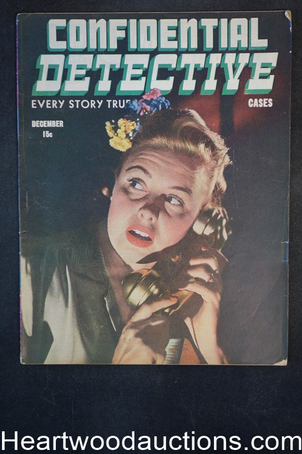 Confidential Detective Dec 1944